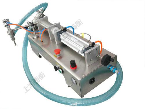 自动单头液体灌装机
