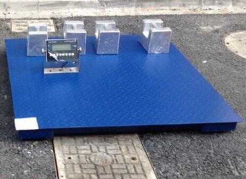 2吨防爆电子秤价钱 防爆电子平台秤小型