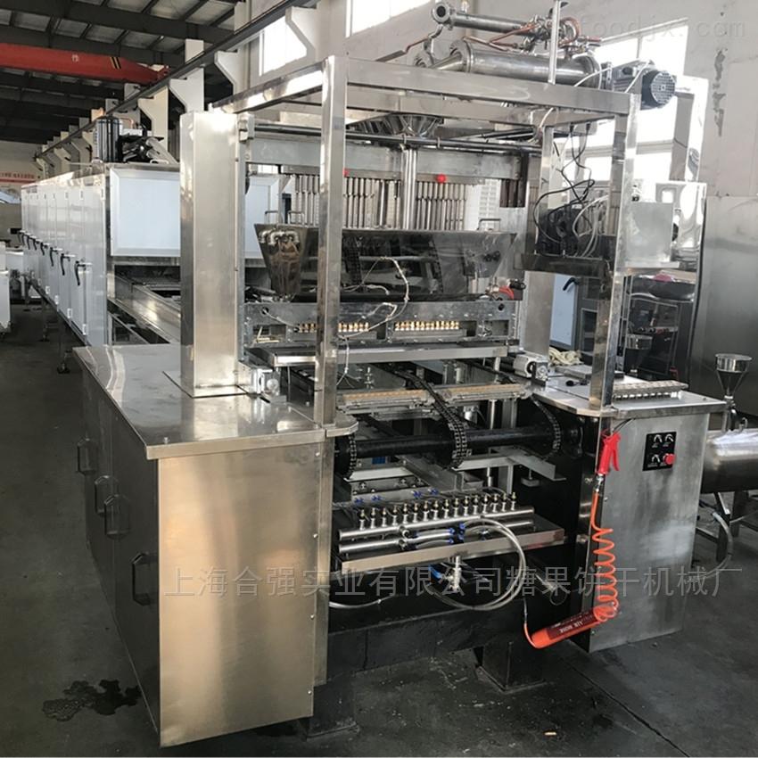 Dây chuyền sản xuất kẹo rót 150 loại