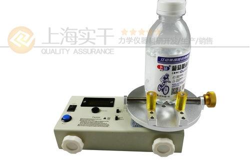 瓶盖旋转扭力测试仪