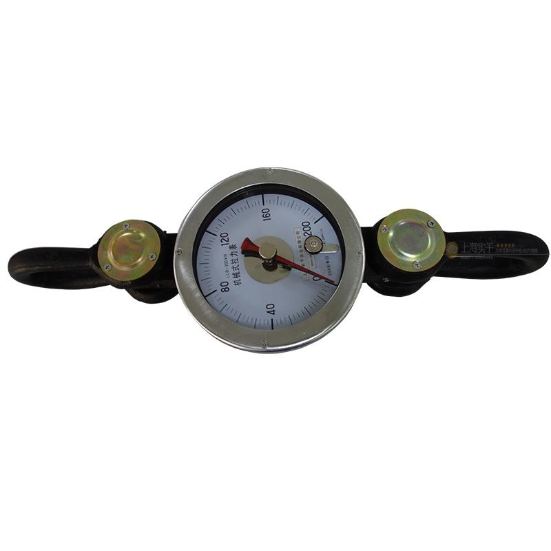 機械表盤拉力計